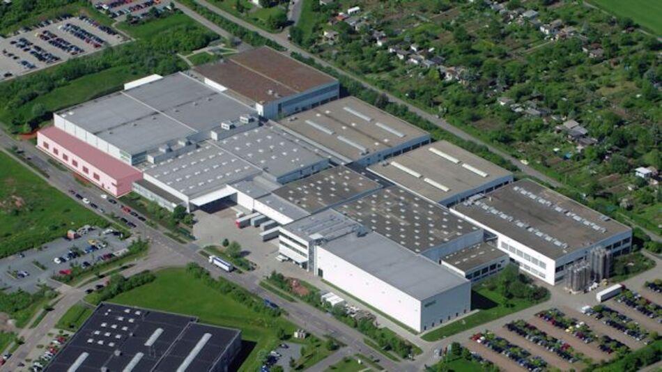 Erweitertes Logistikzentrum soll im Frühjahr 2015 den Betrieb aufnehmen