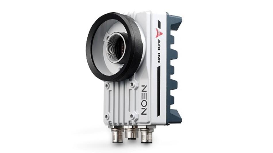 Mit einem 1,91-GHz-Quadcore-Prozessor sind die Smart Cameras »NEON-1020« und »NEON-1040« von Adlink Technology ausgestattet.