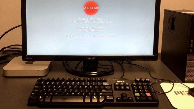 Standard-PC statt Fahrsimulator: Ein neues Verfahren senkt die Analysekosten bei der Untersuchung der Lesbarkeit von Schriften.