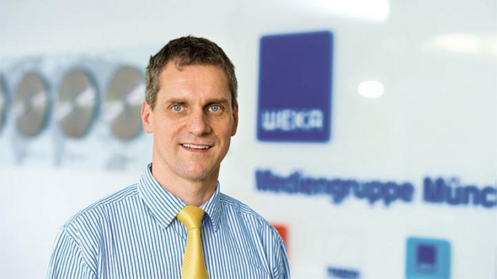 Gerhard Stelzer, Chefredakteur Elektronik