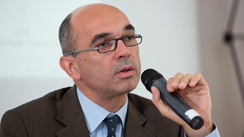 Donato Montanari, Datalogic/VDMA: »Den Löwenanteil ihres Umsatzes erzeugt die Branche immer noch in der Industrieproduktion.«