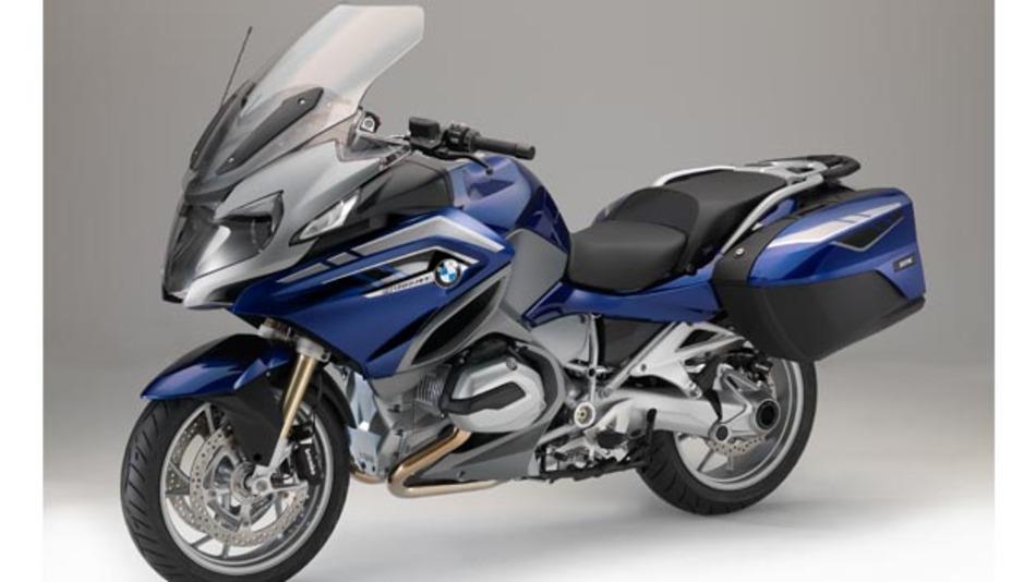 """BMW bietet das schlüssellose """"KeylessRide""""-System als Sonderausstattung für seine Motorräder an."""