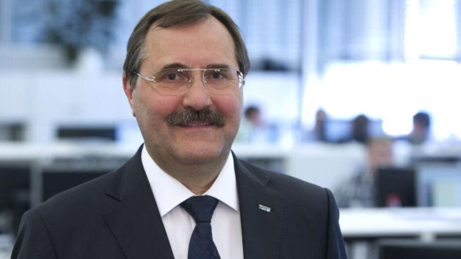 Dr. Bruno Lindl, Geschäftsführer im Bereich Forschung und Entwicklung der vielfach ausgezeichneten ebm-papst Gruppe