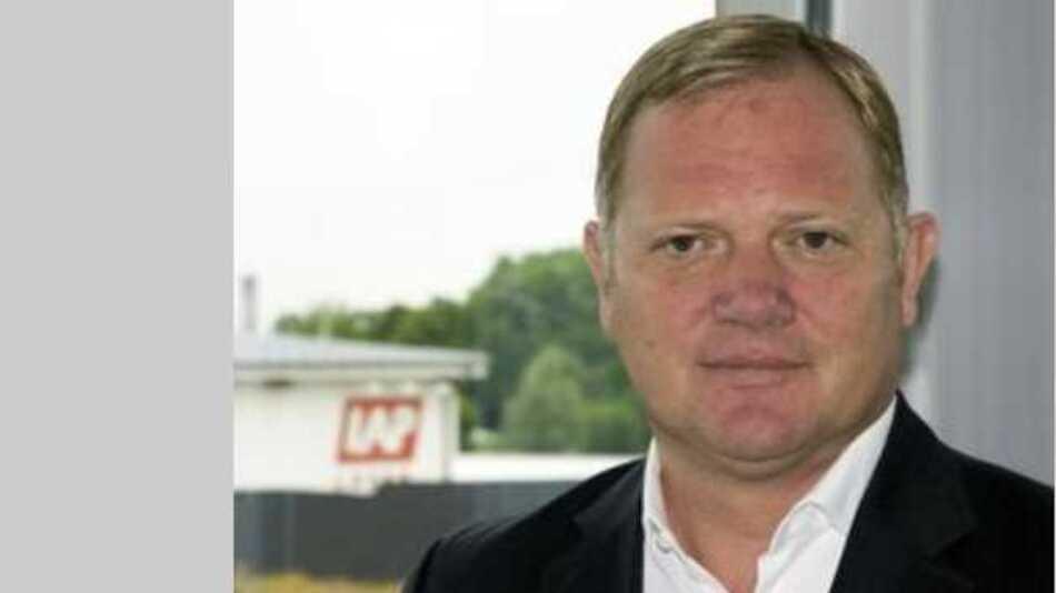 Uwe Bernhard Wache ist neuer Geschäftsführer bei der LAP GmbH Laser Applikationen