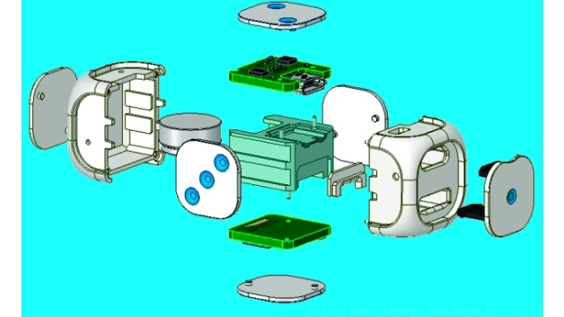 Der elektronische Kniffel-Würfel eignet sich, um die Möglichkeoiten der BLE-Technologie vorzuführen.