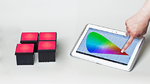 Sensorbasierte Farbregelung von LEDs via Smartphone
