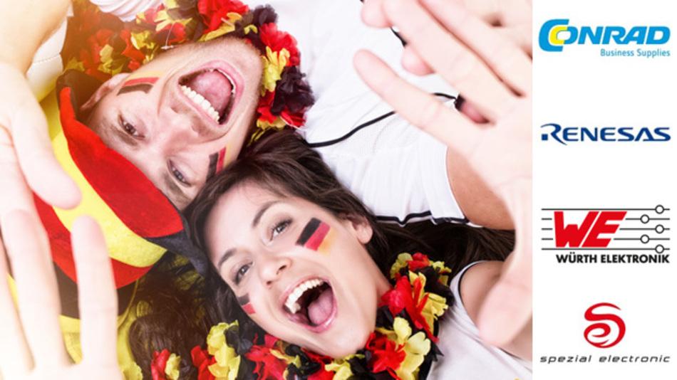 Ein Land im Jubelrausch: Der Allzeit TV-Rekord ist gefallen, hunderttausende Fans haben das deutsche Team in Berlin empfangen.