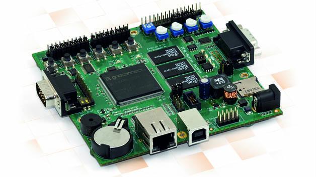 Das gridARM nutzt einen bewährten ARM-Controller und kombiniert ihn mit industriellen Schnittstellen.