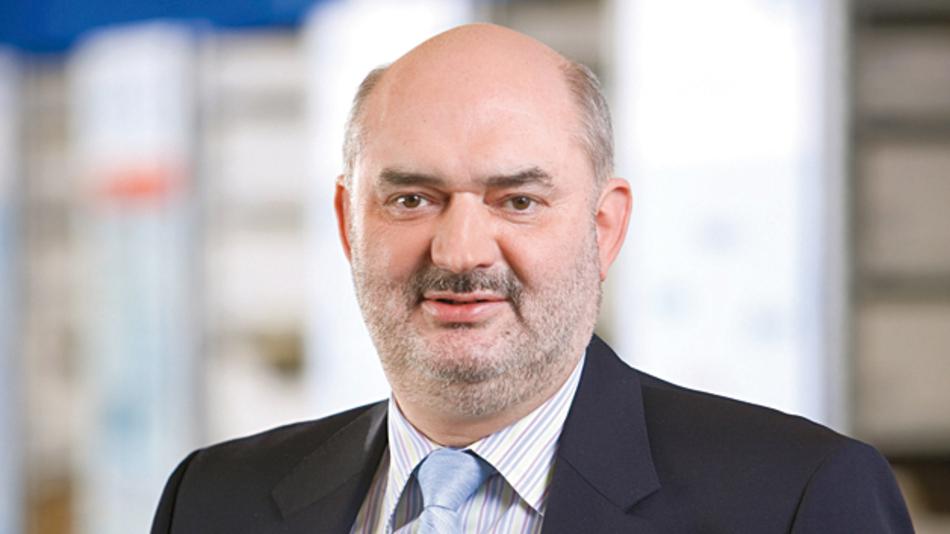 """Joachim Kaiser, Rutronik  """"Ein Forecast, der nur um  25 Prozent schwankt, ist für uns ein guter Forecast, damit können wir gut arbeiten."""""""