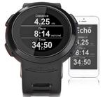 Bild 1: Magellans »Echo Smart Sports Watch« basiert auf Mikrocontrollern der Serie »EFM32 Gecko« von Silicon Labs und bietet eine Batterielebensdauer von bis zu elf Monaten mit einer einzigen CR2032-Knopfzelle