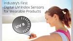 Bild 2: Gesundheits- und Fitness- sowie andere Wearables enthalten Sensoren, die körperliche Aktivität und andere biometrische Daten wie Exposition mit UV-Licht messen