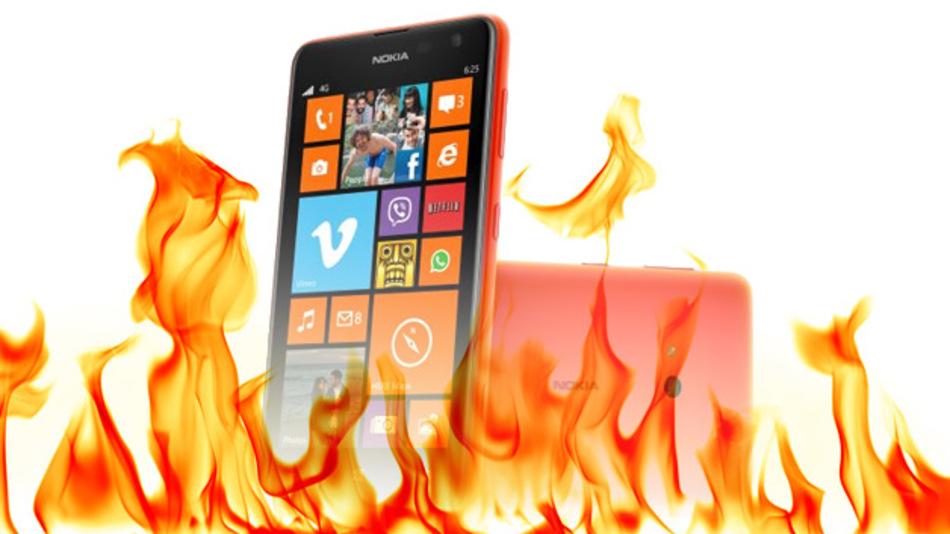 Nokia verliert weiter Marktanteile