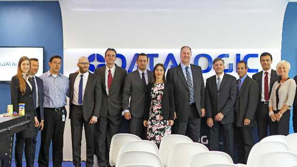 Grand Opening der neuen Datalogic-Produktionsstätte in Brasilien