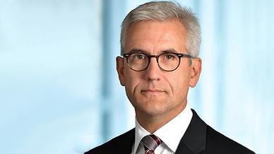Ulrich Spiesshofer, Vorsitzender der Konzernleitung von ABB
