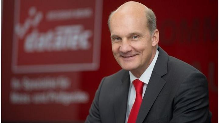 Hans Steiner, Geschäftsführender Gesellschafter der dataTec Gruppe