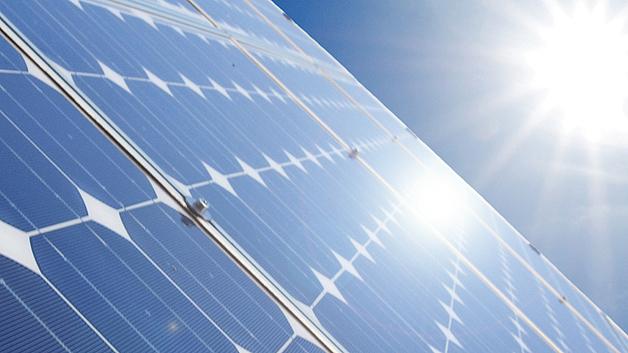In Zukunft könnten sich Solarzellen selbst kühlen.