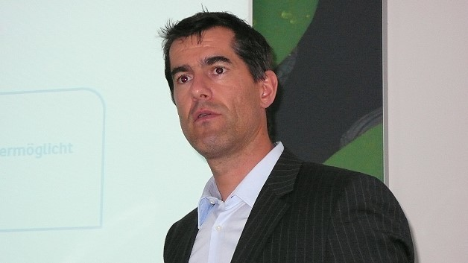 Marc Sauter, Vodafone: »Im M2M-Markt stehen wir am Anfang einer ganz großen Welle.«