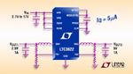 Dual-Synchron-Abwärtsregler für Eingangsspannungen bis 17 V