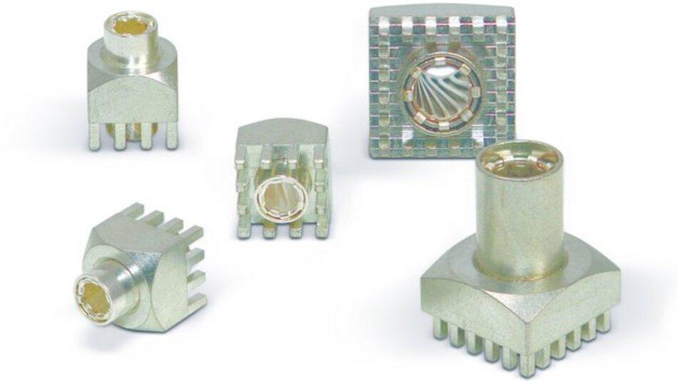 PowerRadsok Powerelemente von Würth Elektronik.