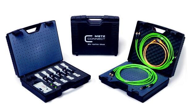 M12-Erweiterungsset für Kabelprüfgerät