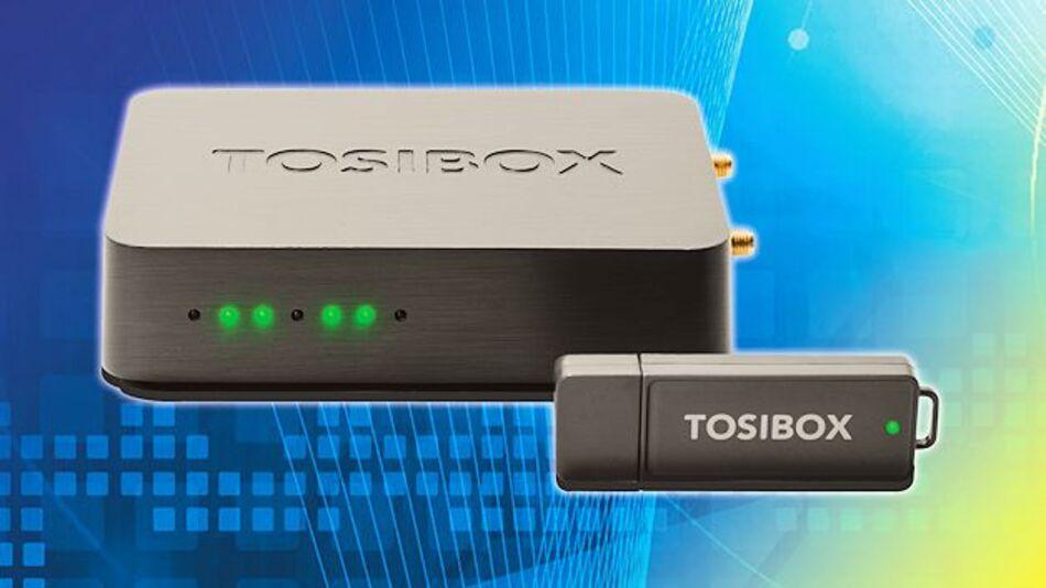 HY-LINE Systems bietet alle Lösungen der Firma Tosibox aus Finnland an.