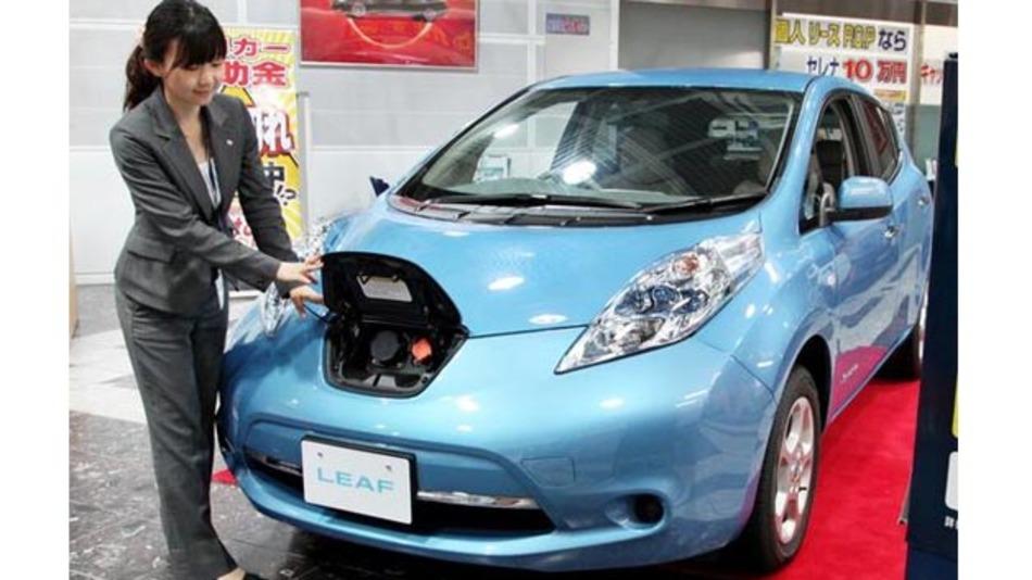 Nissan und Mitsubishi überlegen, gemeinsam ein erschwingliches Elektrofahrzeug herzustellen.