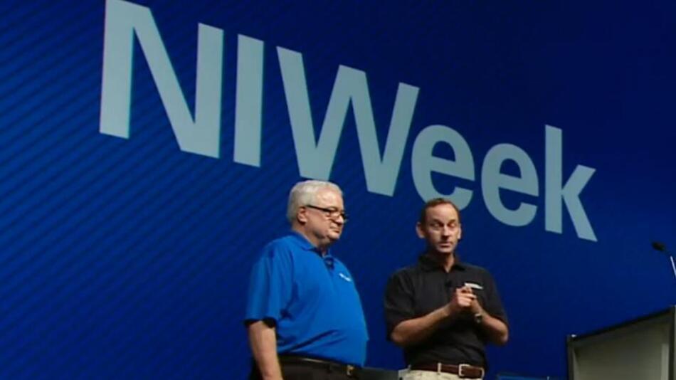 Jeff Kodosky, der LabVIEW-Erfinder, und Ray Almgren, VP Marketing bei National Instruments, betonen die Bedeutung optimaler Software-Funktionalität beim System Design jeglicher Art.