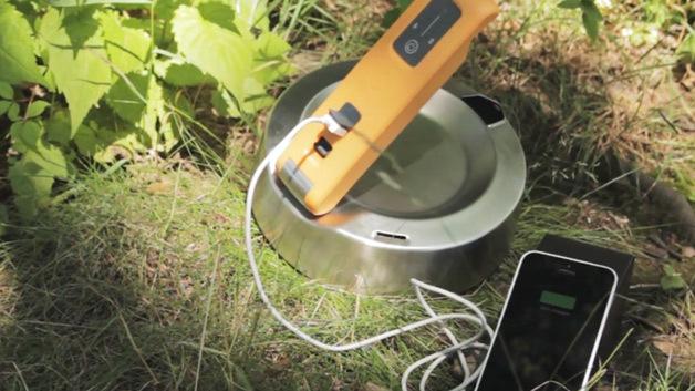 Wasserkocher BioLite KettleCharge