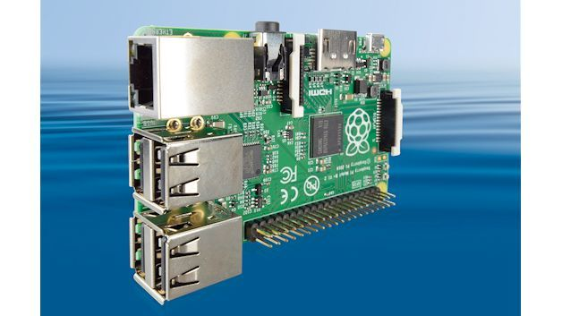 Der ARM-basierte Miniatur-PC Raspberry Pi B+