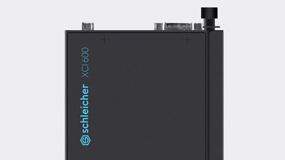 Die Steuerung »ProNumeric XCI 600« von Schleicher Electronic ist jetzt mit »Step 7« von Siemens als SPS-Programmier-Software erhältlich.