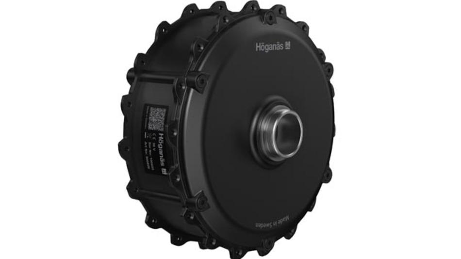 Effizientes Antriebssystem aus Schweden: der Eclino von Höganäs.