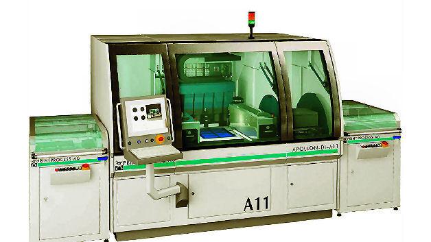 Die Aussicht, Energie zu sparen sowie die Prozesse und Produktivität zu optimieren, brachten Xaver Müller und Michael Becker zu der Entscheidung, in das LED-System Apollon-DI-A11 von Printprocess zu investieren