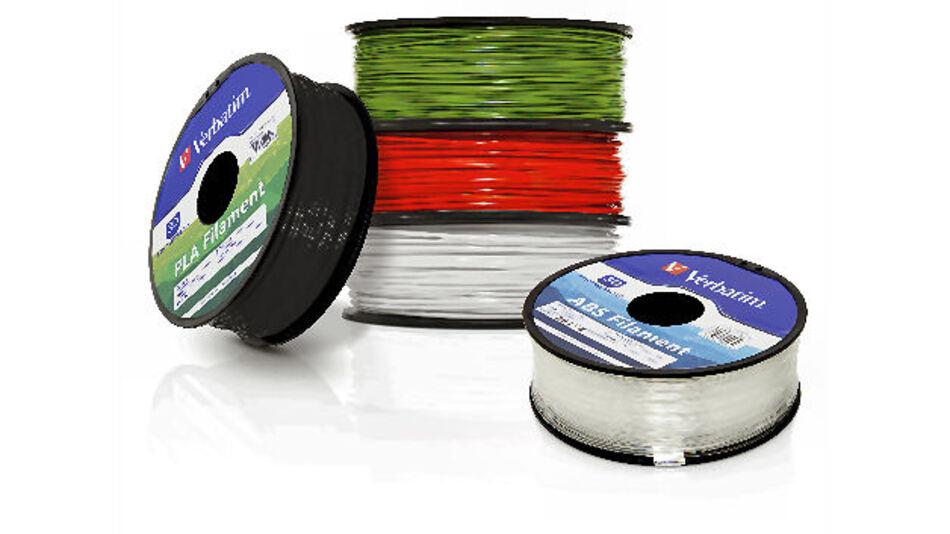 Kunststofffaser-Werkstoffe aus PLA und ABS