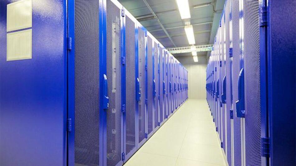 120 TS IT Racks von Rittal im Serverraum 1