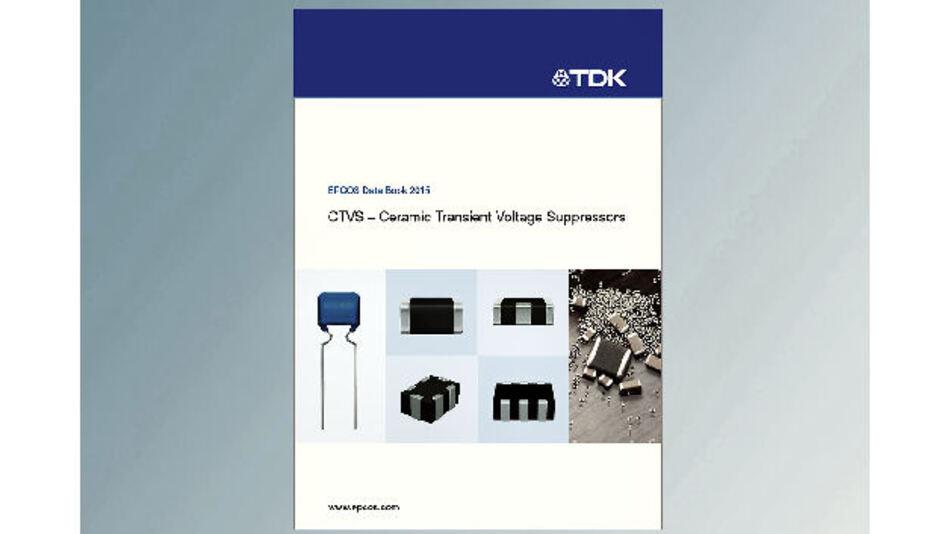 Neues Datenbuch zu Überspannungsschutz-Bauelementen