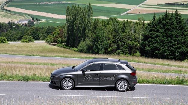 Für seine Plug-in-Hybridfahrzeuge bezieht Audi demnächst Batterien aus Südkorea.
