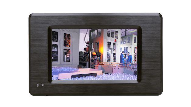 """Lüfterloser 7"""" Touch Panel PC von DFI"""