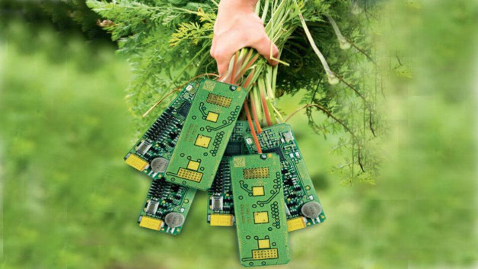 Miniaturisierte Energiewandler in der Stromversorgung