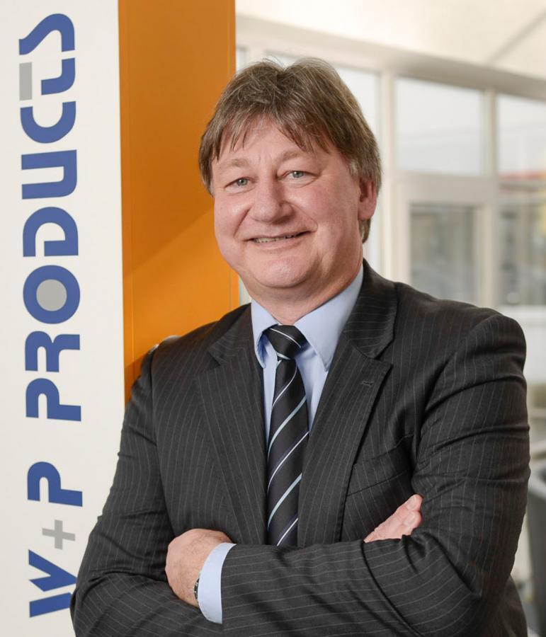 Jürgen Weber, W+P Products