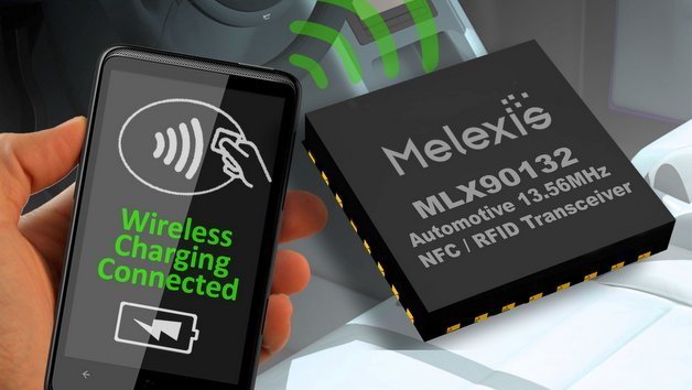 Melexis und Freescale setzen auf drahtloses Laden und Kommunizieren.