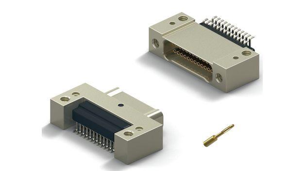 Verbessertes Kontaktsystem für Nano-Steckverbinder