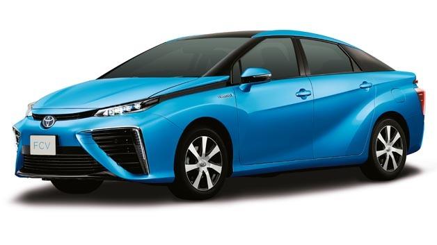 Toyota ist somit der erste zertifizierte Hersteller von 700-bar-Wasserstofftanks nach der 1997 vom Ministerium überarbeiteten Hochdruckgas-Sicherheitsverordnung.