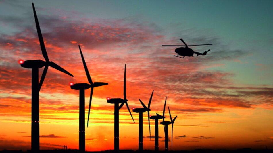 Windkraft soll bald Regelenergie bereitstellen können
