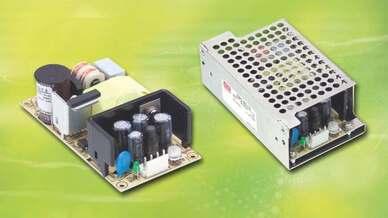 EPS45- und EPS65-Serie: Ob offene oder geschlossene Bauweise: Der Einsatz in industriellen Steuerungen verlangt Stromversorgungen eine besonders hohe Standfestigkeit ab.