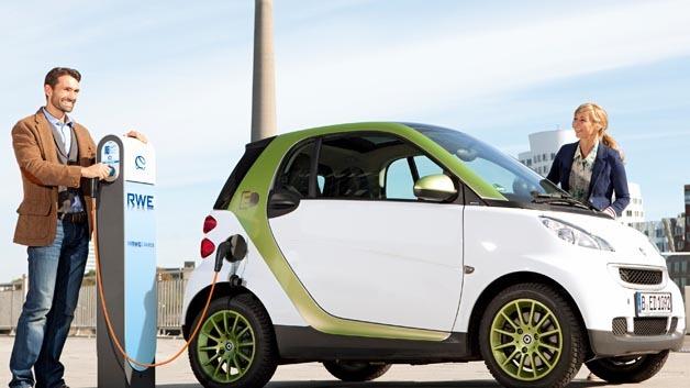 Eine genaue Energieabrechnung nach Kilowattstunden liefern die nach deutschen Eichrecht zugelassenen RWE-Ladestationen für Elektrofahrzeuge.