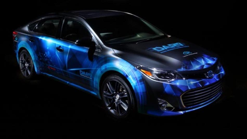 Toyota arbeitet am unfallfreien Fahren und hat dazu für die USA beispielsweise sein Assistenzsystem AHDA weiterentwickelt.