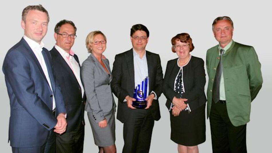 Avnet Abacus erhält Full Service Distributor des Jahres 2013-Auszeichnung