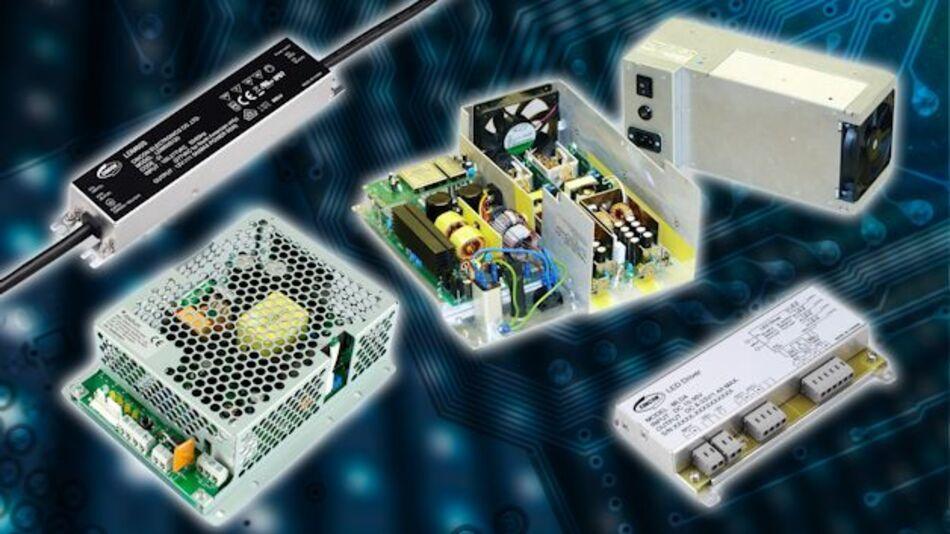 Stadium Power bietet ein umfangreiches Portfolio an AC-DC-Netzteilen, DC-DC-Konvertern, LED-Treibern und intelligenten Ladegeräten für Batterien