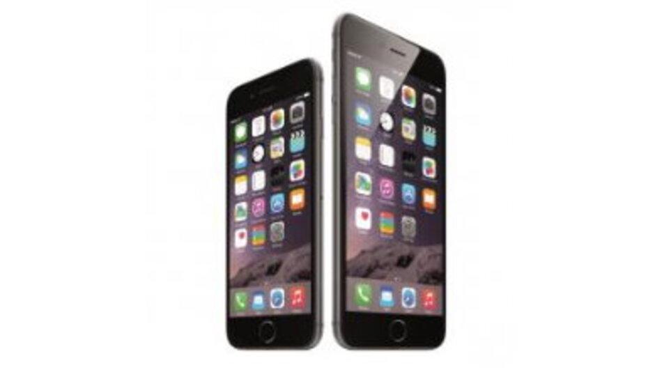 Beim neuesten iPhone bietet Apple zum ersten Mal zwei Displaygrößen an.