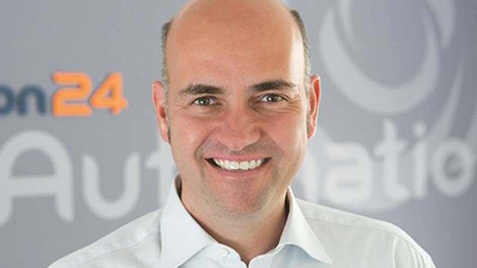 Stefan von der Bey, Automation24: »Viele Kunden bevorzugen noch immer die Kombination von Produkten unterschiedlicher Hersteller.«